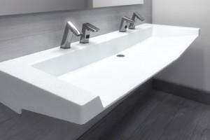 Arrowhead sink